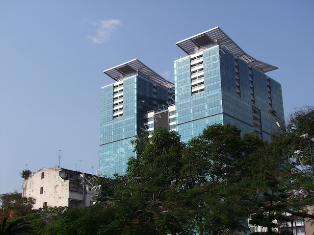 Old & New Buildings, Ho Chi Minh City