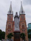 Nha Tho Duc Ba (Notre Dame Church), Ho Chi Minh City