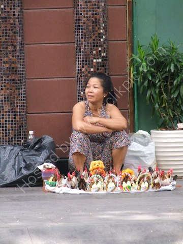 Street Vendor, Ho Chi Minh City