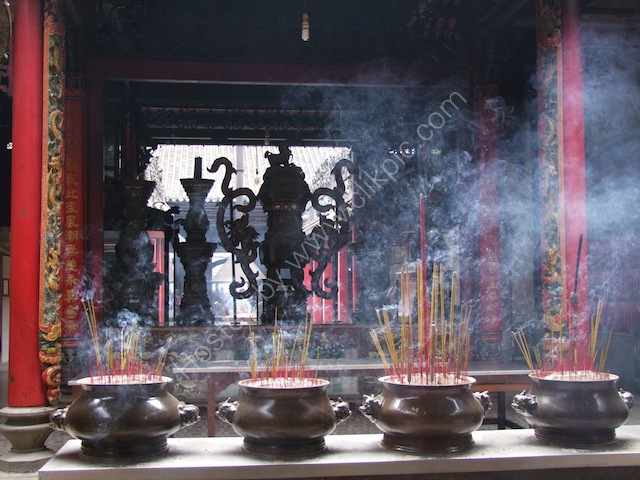 Incense Burners, Thien Hau Chinese Temple, Ho Chi Minh City