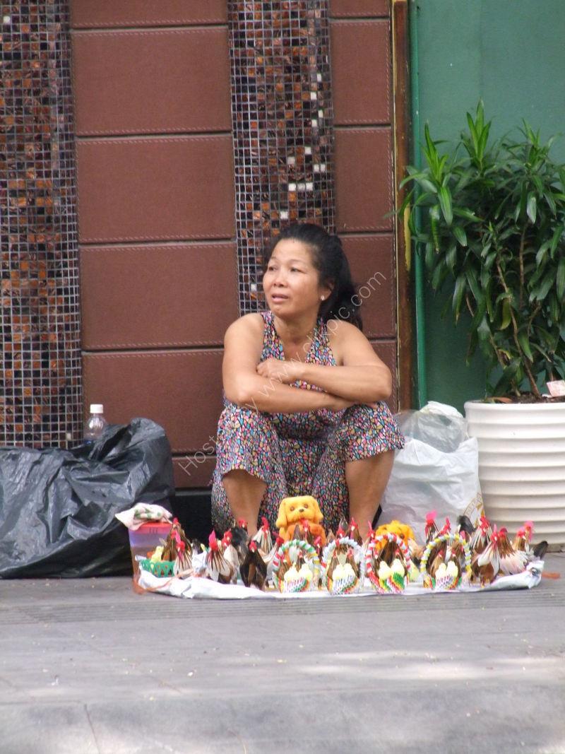 Toy Street Vendor, Ho Chi Minh City