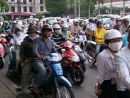 Rush Hour Traffic! Ho Chi Minh City