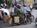 Motorbike Petrol Delivery! Ho Chi Minh City