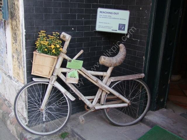 Bamboo Bike, Hoi An