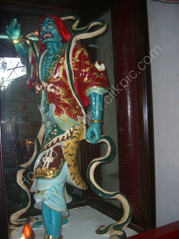 Deity, Chinese Assembly Hall, Hoi An