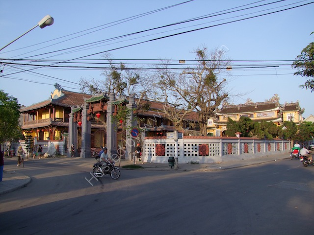 Large Chinese Assembly Hall, Hoi An
