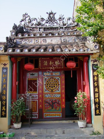 Chinese Assembly Hall, Hoi An