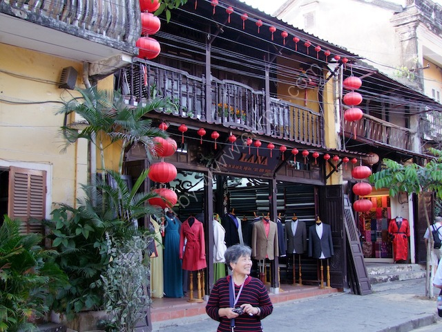 Clothes Shop, Hoi An