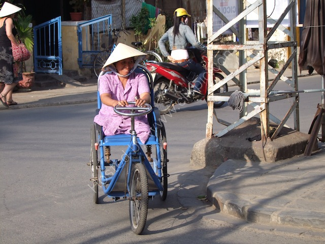 Disabled Mobility, Hoi An