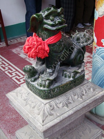 Jade Lion, Fujian Chinese Assembly Hall, Hoi An