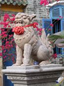 Stone Dragon, Hainan Chinese Assembly Hall, Hoi An
