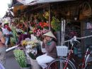 Flower Seller, Hoi An Market