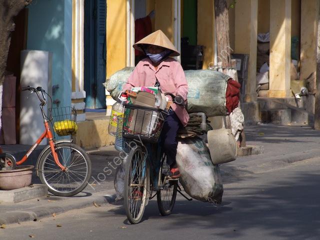 Recycling, Hoi An