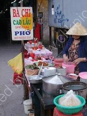 Pho Food Stall, Hoi An