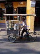 Dim Sum Street Vendor, Hoi An