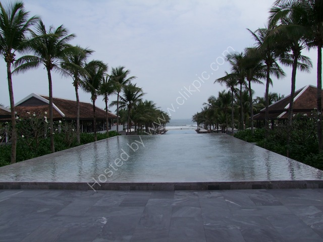 Infinity Pool, The Nam Hai, Hoi An