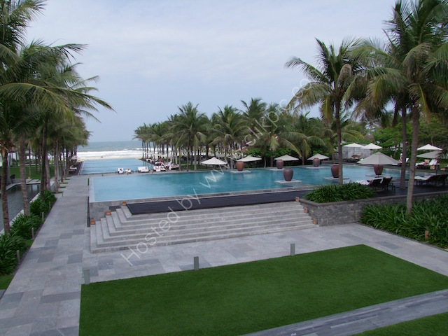 The Three Infinity Pools, The Nam Hai, Hoi An
