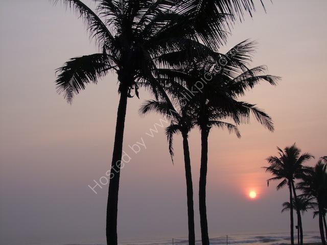 Sunrise over the Beach, The Nam Hai, Hoi An