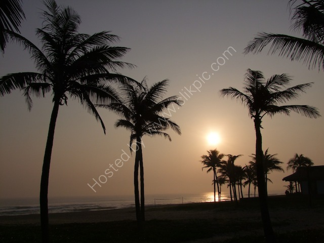 Sunrise over the Beach, The Nam Hai, Hoi An
