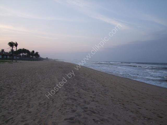 Sunset over the Beach, The Nam Hai, Hoi An