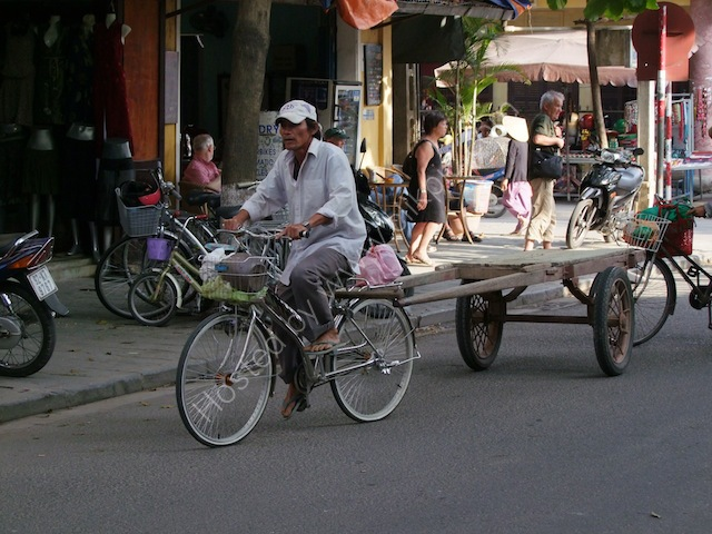 Cycle Transport, Hoi An