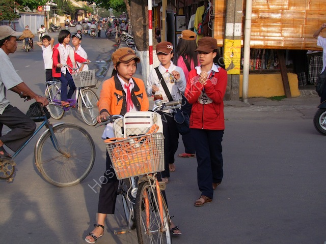 Vietnamese Children, Hoi An