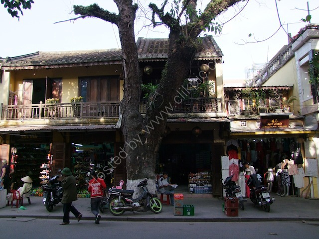 Typical Old Chinese Style Houses, Hoi An