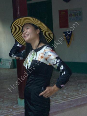 Vietnamese Lady, Hoi An