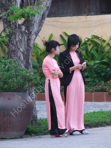 Typical Vietnamese Dress, Hoi An