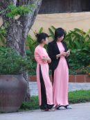 Typical Vietnamese Dress, Hoi An