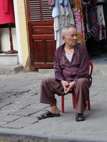 Vietnamese Man, Hoi An