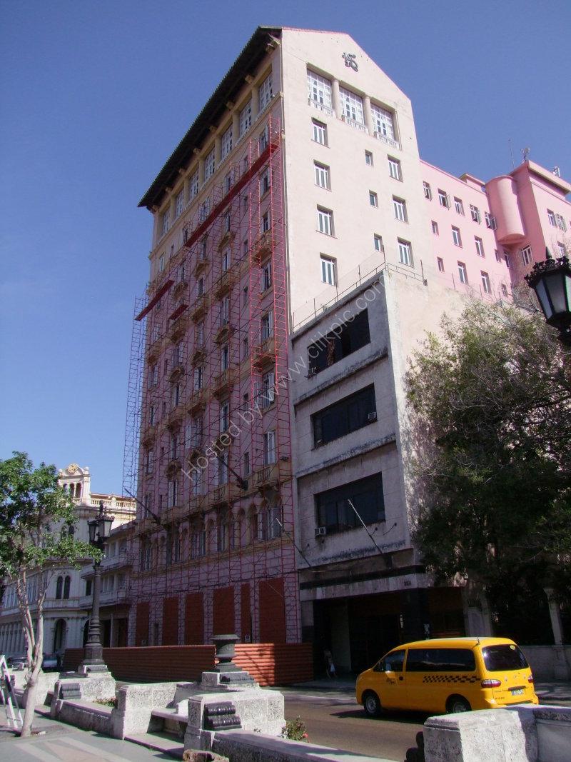Hotel Saratoga, Prado, Havana