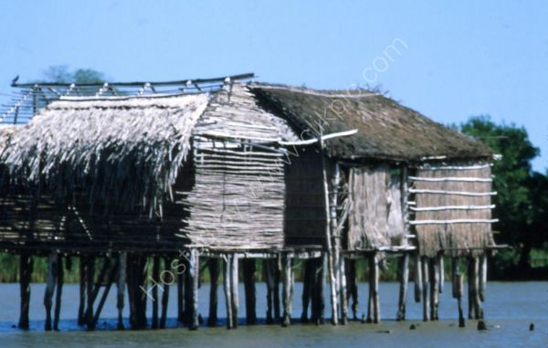 Houses on Stilts, Sinamaica