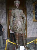 Bronze Statue of Emperor Khai Dinh, Khai Dinh Tomb, Hue