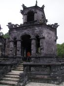 Another Building on The Khai Dinh Tomb Complex, Hue
