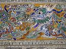 Detail of Decoration Though Out, Khai Dinh Tomb, Hue