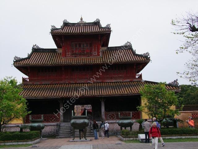 Hiem Lam Cac (Pavilion of Splendour), Kinh Thanh (Citadel), Hue