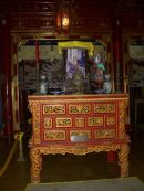 One of 10 Altars at Hiem Lac Cac (Pavilion of Splendour), Kieh Thanh (Citadel), Hue
