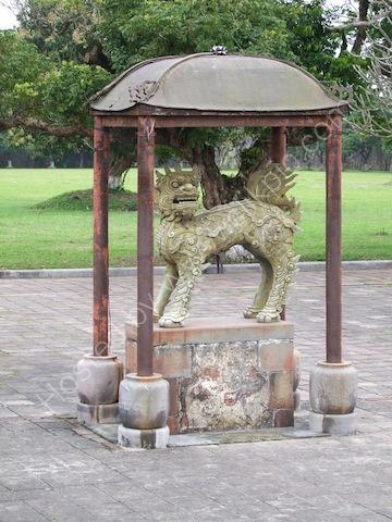 Bronze, Kinh Thanh (Citadel), Hue