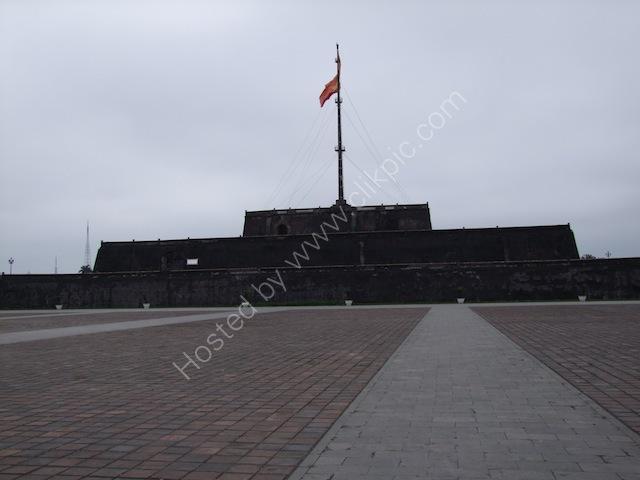 Cot Co (Flag Tower), Kinh Thanh (Citadel), Hue