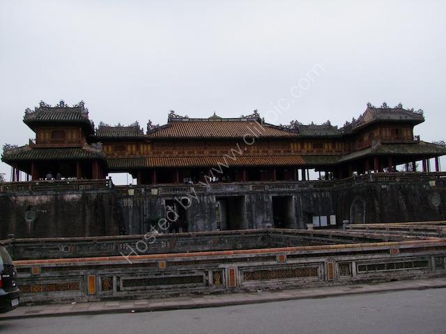 Ngo Main Gate, Kinh Thanh (Citadel), Hue