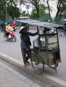 Dim Sum Street Vendor, Hue