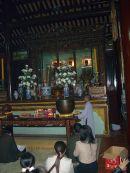 Altar, Thien Mu Pagoda, Hue