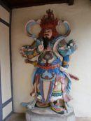 Deity, Thein Mu Pagoda, Hue