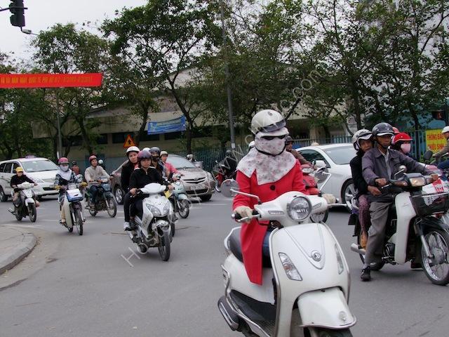 Traffic, Hue