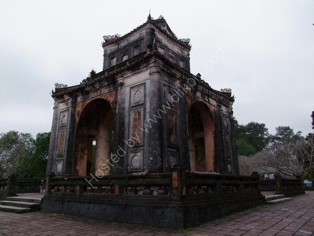 Building before the Actual Tomb, Tu Duc Tomb, Hue