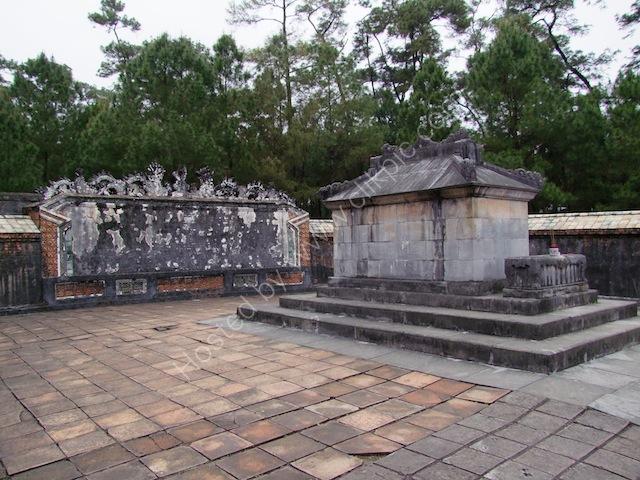 Actual Tomb of Emperor Tu Duc, Hue