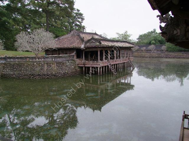 Reflections, Tu Duc Tomb, Hue