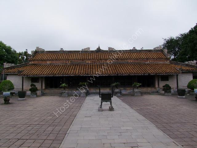 Second Entrance, Tu Duc Tomb, Hue