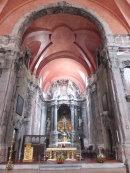 Altar of Church of Dos Domingos